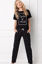Dámské pyžamo Hearty dlouhé