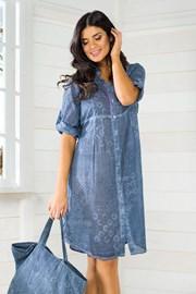 Dámské italské letní šaty Iconique Jeans IC8047