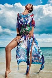 Dámské italské  plážové šaty Iconique IC8111