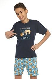 Chlapecké pyžamo I am lazy