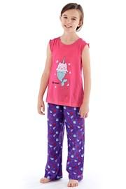 Dívčí pyžamo Mermaid
