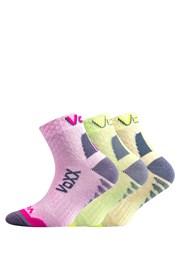 3 pack dívčích ponožek Kryptoxík