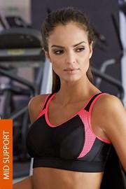 Sportovní podprsenka LORIN Pink