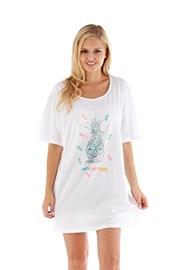Dámská noční košilka Pineapple