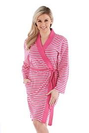 Dámský župan Kimono růžový
