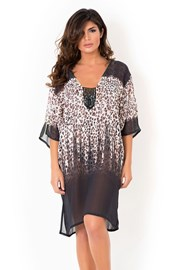 Dámské plážové šaty Miradonna Africa
