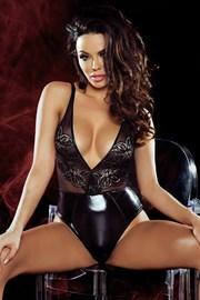 Luxusní erotické body Nathalie