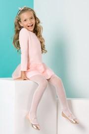 Dívčí punčochové kalhoty Nela