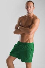 Pánské koupací šortky GERONIMO zelené