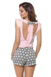 Dámské pyžamo Susane růžové