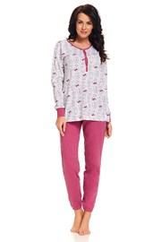 Mateřské, kojicí pyžamo Loren