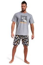 Pánské pyžamo CORNETTE Pelikán