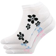 3 pack dámských ponožek Piki A nízké