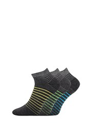 3 pack ponožek Piki 45 nízké