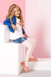 Dívčí punčochové kalhoty Pipi