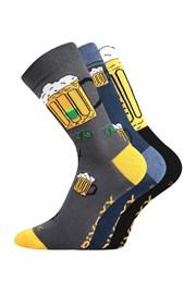 3 pack pánských ponožek Pivoxx Mix5