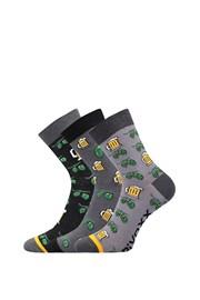 3 pack pánských ponožek Pivoxx Mix3