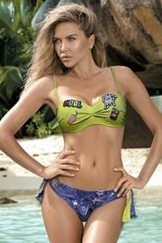 Dámské dvoudílné plavky Selena Green