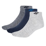Pánské kotníčkové ponožky GB 3pack