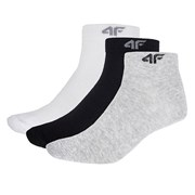 Pánské kotníčkové ponožky WBG 3pack