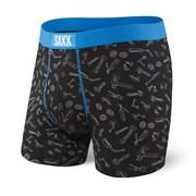 Pánské boxerky SAXX Ultra Black Toolbox
