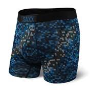 Pánské boxerky SAXX Vibe Ocean Camo