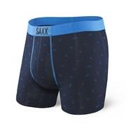 Pánské boxerky SAXX Vibe Navy Arrow