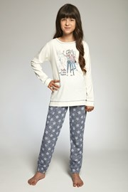 Dívčí pyžamo Cornette Selfie