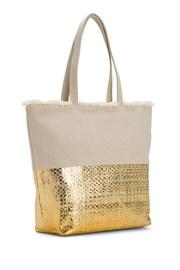 Plážová taška Gold