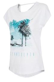 Dámské sportovní tričko 4f Ocean White