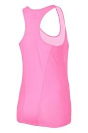 Dámské sportovní tílko 4F Dry Control Pink