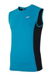 Pánské sportovní tričko 4F Dry Control Blue
