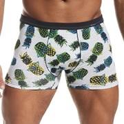 Pánské boxerky CORNETTE Tattoo Ananas