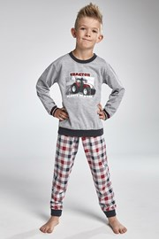 Chlapecké pyžamo Cornette Tractor