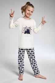 Dívčí pyžamo Cornette Two Cats