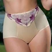 Kalhotky Bouquet Purple klasické vyšší