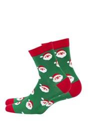Dětské vzorované ponožky 994