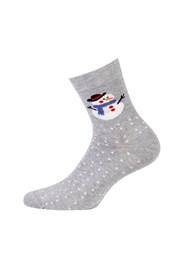 Dětské vzorované ponožky 996