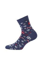 Dětské vzorované ponožky 998