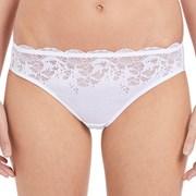 Kalhotky Wacoal Lace Affair White klasické