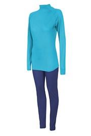 Dámský funkční komplet 4F Thermo Dry tričko a spodky