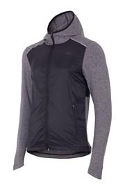 Pánská běžecká bunda 4f Grey