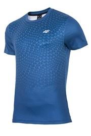 Pánské funkční tričko 4F Dry Control Dynamic Blue