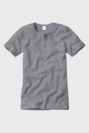 Pánské tričko žebrované