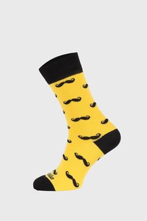 Ponožky Fusakle Fousáč žlutý