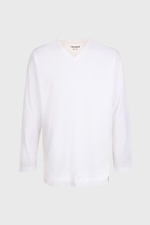 Pánské pyžamové tričko White