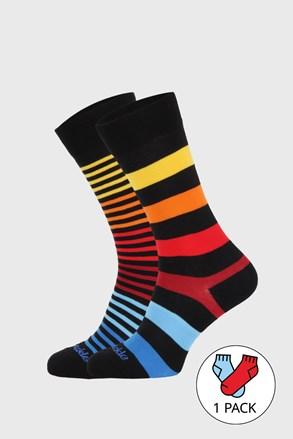 Ponožky Fusakle Extrovert temný