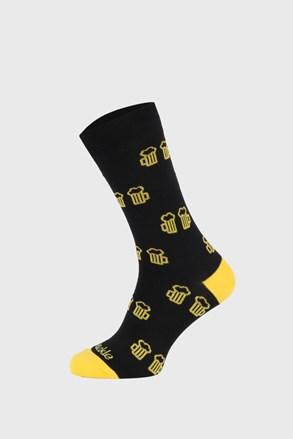 Ponožky Fusakle Na zdraví černé