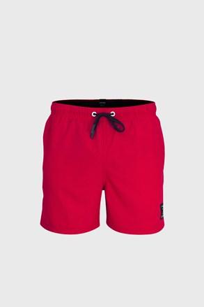 Červené koupací šortky Helsinki