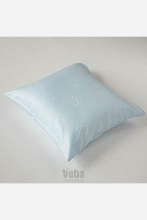 Povlak na polštářek Snail modrý